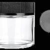 60ml Glass Jar Child Resistant Lid, Wholesale Glass Jars,